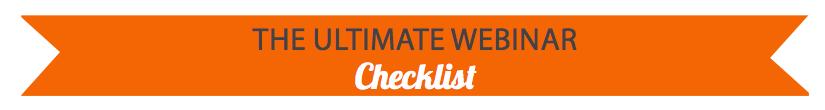 ultimate webinar
